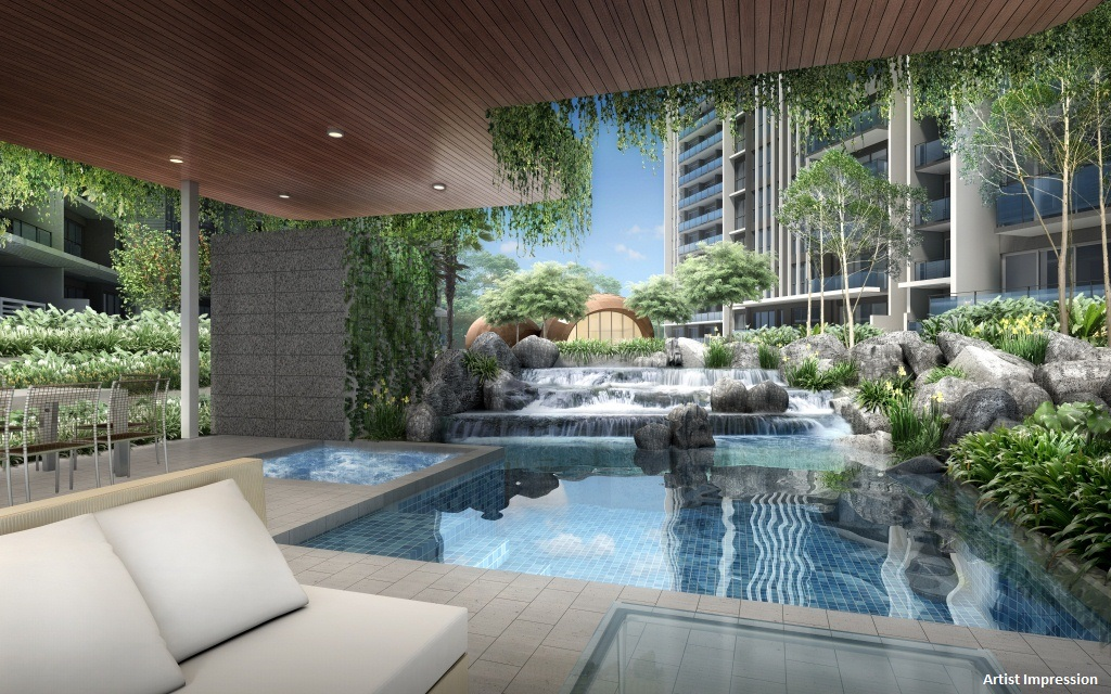 Bartley Ridge :: By the same consortium developing the Forestwood Residences launch